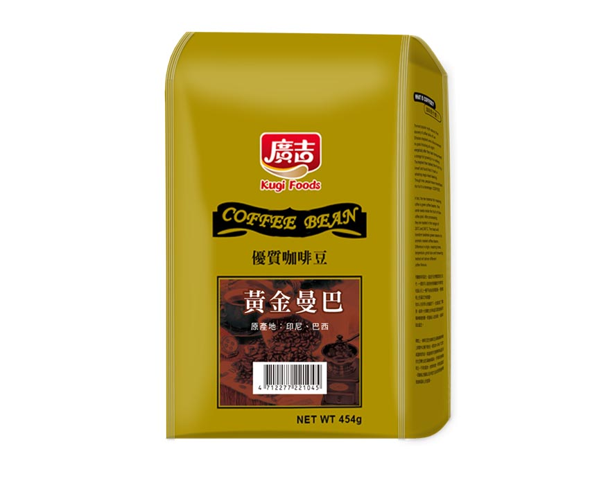 黃金曼巴咖啡豆 Coffee Bean Mandheling Brazil