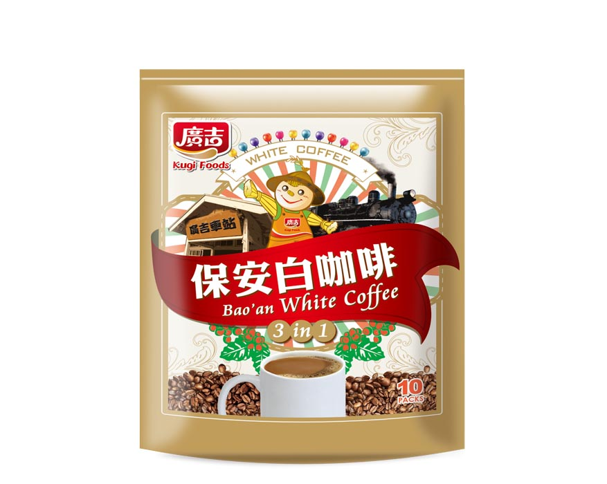 保安白咖啡3 in 1 Baoan White Coffee 3 in 1